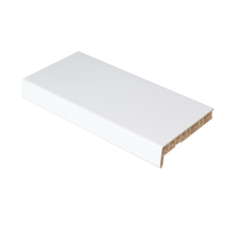 Подоконник ПВХ 100мм Белый (3п.м.)