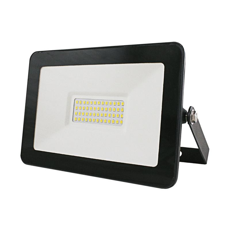 Прожектор светодиодный 50Вт, 230В, 6500K, IP65, алюм.корпус