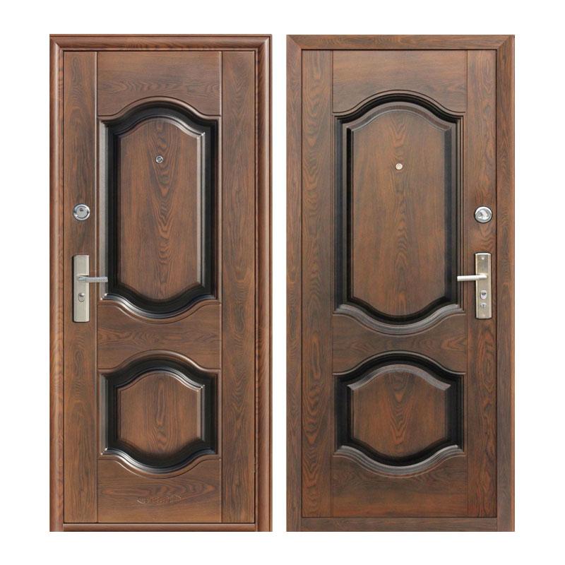 Дверной блок металл. эконом, K550-2, 860х2050 правый