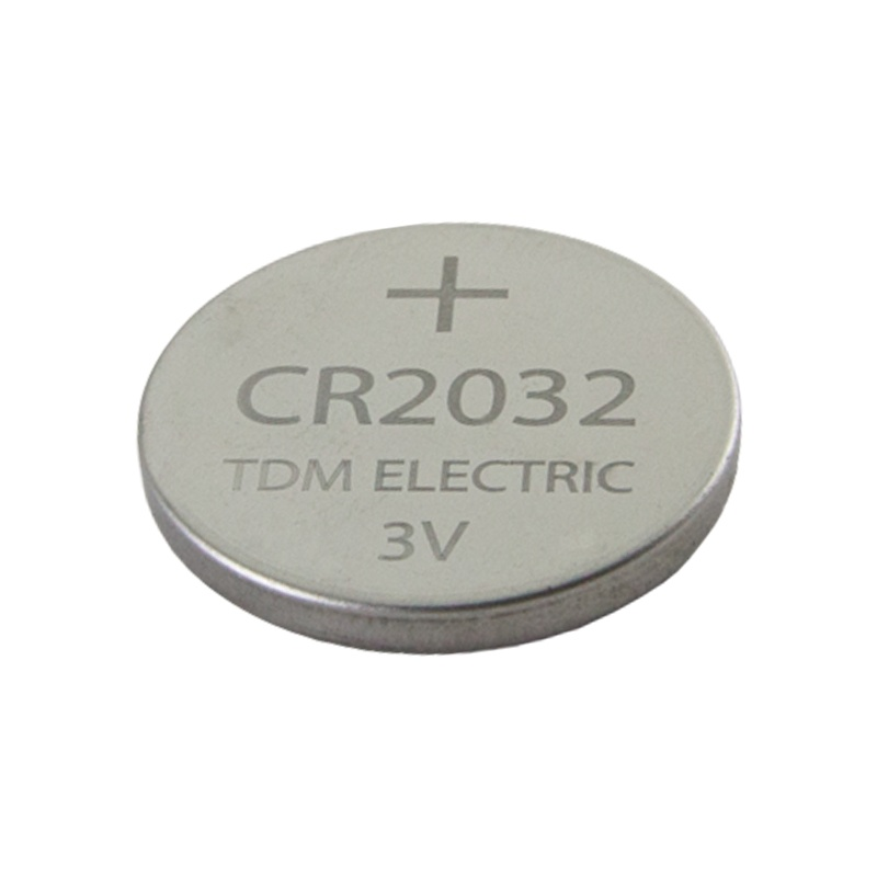 Элемент питания литиевый, тип CR2032, дисковый (таблетка), 3В, 220мА*ч