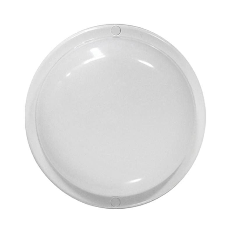 Светильник LED СПП 12Вт, 4000/4500К, 230В, IP54, круг белый