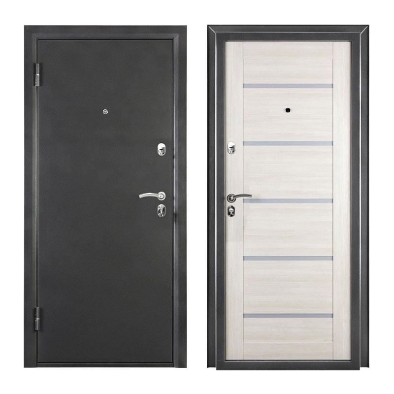 Дверной блок металл. ЛАРГО, 980х2066 левый