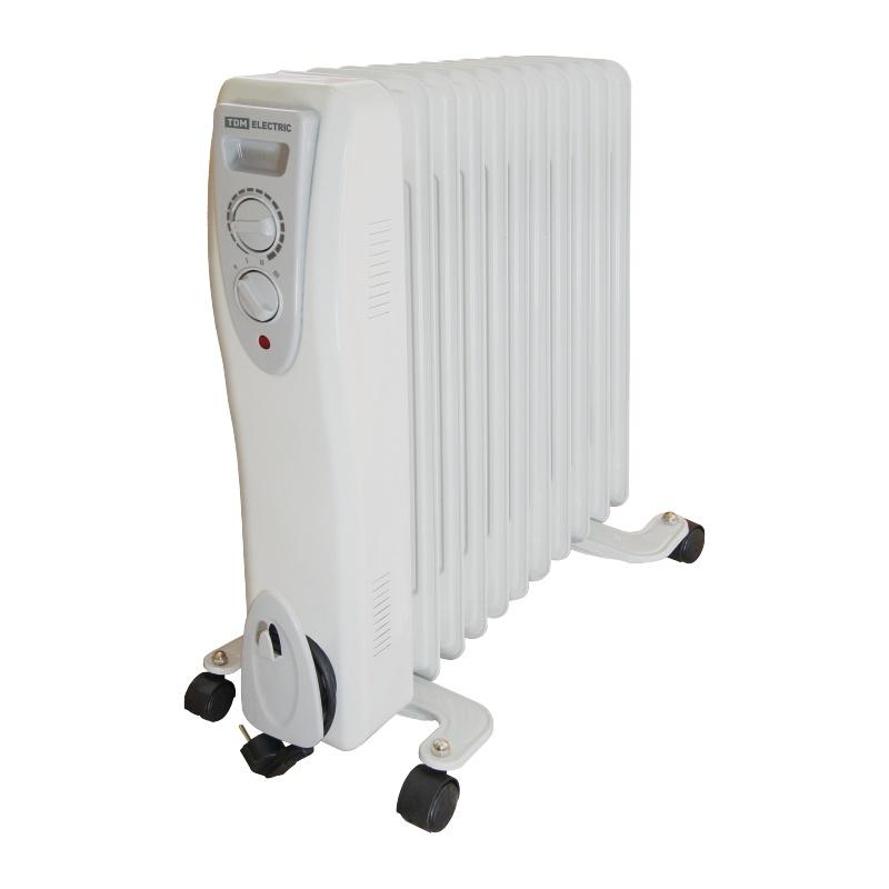 ТДМ Радиатор масляный, 11 секций 2500Вт