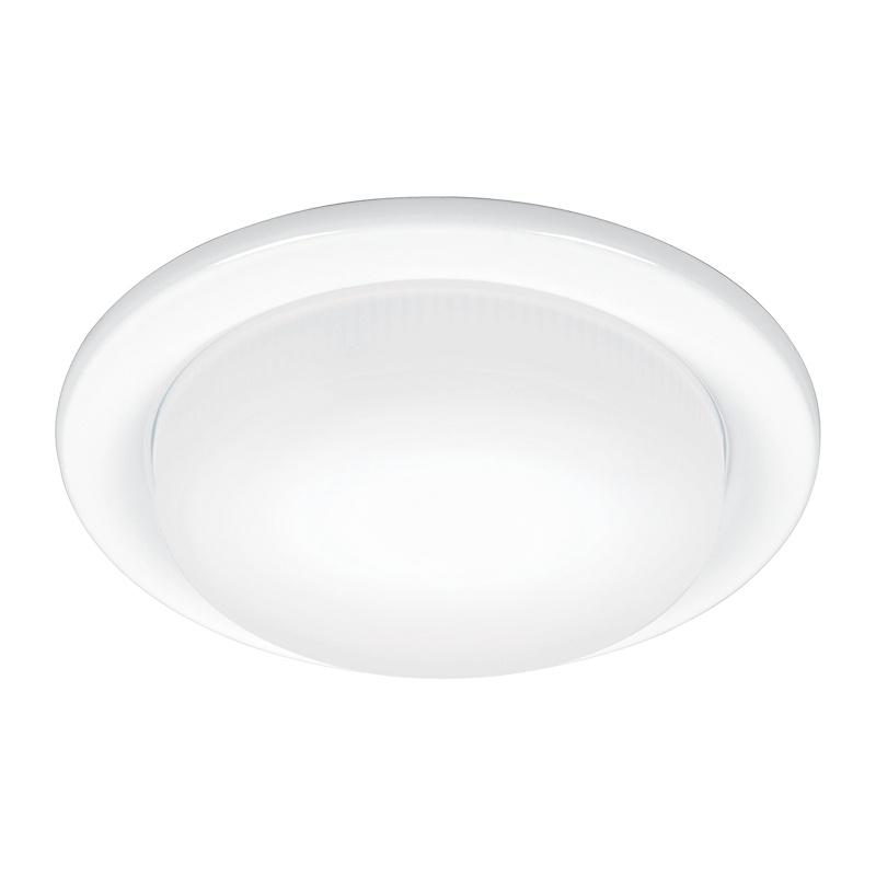 Светильник встраиваемый круглый под GX53, 15Вт, 230B, IP20, белый